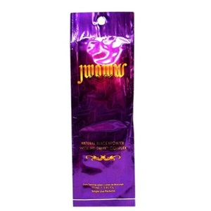 Jwoww natural dark bronzer tanning bed lotion.